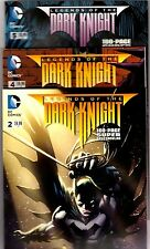 Batman LEGENDS OF THE DARK KNIGHT #2 #4 #5 DC Comics 100-Page Spectaculars NM