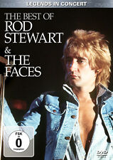 DVD Rod Steward And The Faces the Best Of