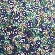 64cm x 1.37m Liberty Prints Tana Lawn 'Rainbow Rave' Cotton Dress Crafts Fabric