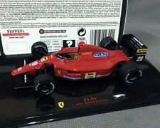 Ferrari F1-91 GP Monaco 1991 J.Alesì T6280 1/43 Hot Wheels Elite #28