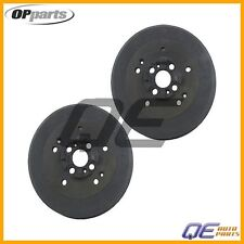 2 Rear Brake Drum OPparts 40528010 For: Kia Sportage 1998 1999 2000 2001 2002