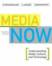 Media Now: Understanding Media, Culture, and Technology, Davenport, Lucinda, LaR