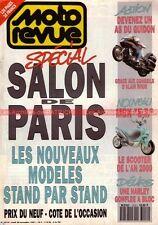 MOTO REVUE 3016 HARLEY DAVIDSON 2100 SOLEX Alain BOUR SPECIAL SALON PARIS 1992