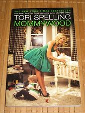 Mommywood by Tori Spelling Soft Cover Book, Read One Time