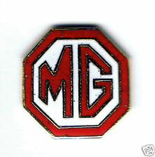 Automotive collectibles - MG (Classic British Sports Cars) tac style logo pin