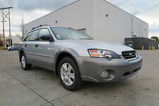 2005 Subaru Outback 2.5i Premium with Winter Package, VERY LOW MILES!