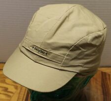 BABY GAP TODDLER AGE 4-5 TRAPPER/AVIATOR HAT BEIGE QUILTED LINING VERY GOOD COND