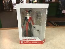2017 DC Designer Series Icons Figure MOC Amanda Conner TRADITIONAL HARLEY QUINN