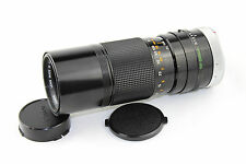 CANON FD S.C. 1:5.6 F=100-200mm Zoom Lens for A-1, AE-1, AV-1, T70, T50, T90..