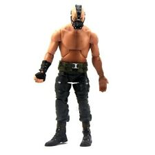 "Dc Batman The Dark Knight Rises Movie Masters Bane 6"" Action Figure FU60"