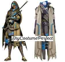 FREE WW SHIP OW OVERWATCH Ana Armor Cosplay Costume Set Video game