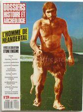 Dossiers d'archéologie n°124 - 1988 - L'homme de Néandertal - Outillage pierre