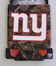 New York Giants Can Cooler Coozie Koozie Camo
