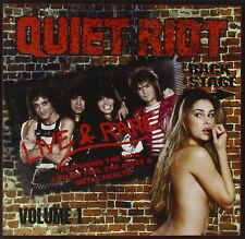 QUIET RIOT Live & and Rare Volume 1 CD 2008 (15 Tracks) NEW & SEALED
