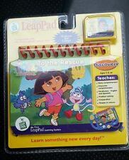 LeapFrog My First LeapPad Book: Dora the Explorer to the Rescue brand new