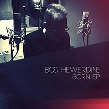 Boo Hewerdine - Born EP (2016)  Limited Edition CD  NEW  SPEEDYPOST