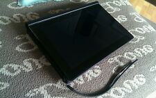 Sony Tablet S 16GB with dock/cradle and leather cover bundle