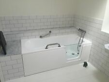 Ambiance assisted disabled walk in bath - right hand door. Great Condition