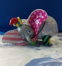 Disney Romero Britto Dumbo Figurine #4050482