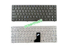 New Asus U36 U36J U36JC U36S U36SD U36SG U36SD-A1 Black Keyboard US Layout