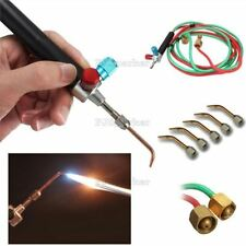Jewelry Gas Welding Brazing Cutting Tools Set Mini Mirco Soldering Little Torc T