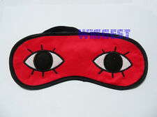Gintama Okita Sougo Cosplay Eye Mask Eyeshade Sleeping Aid Eyepatch Silver Soul