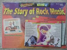 GEO SAFARI NEW~Story of Rock Music~GUITARISTS~STUDIO~SONGWRITING~SOUL & MOTOWN~