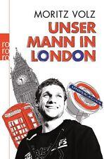Volz, Moritz - Unser Mann in London