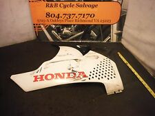 1994 94 93 95 Honda CBR900RR CBR900 CBR 900RR Right Lower Belly Fairing Cover