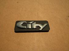 """Schriftzug Emblem """"CITY"""" Astra F ORIGINAL OPEL 172782"""