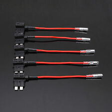 5X Medium Middle Standard ATO ATC Blade Fuse TAP Dual Circuit Adapter Auto CAR