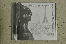 Rare Paul Mauriat Russia CD- Paris, je t'aime