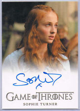 Sophie Turner ++ Autogramm ++ Game of Thrones ++ Another Me
