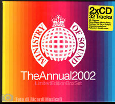 THE ANNUAL 2002 Ministry Of Sound