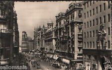 ANTIGUA POSTAL MADRID . AVENIDA DE JOSE ANTONIO . MIRA MAS EN MI TIENDA CDCP674