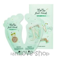 [Etude House] BeBe foot Mask 20ml*2(one use) Shiny Baby Peeling Liquid