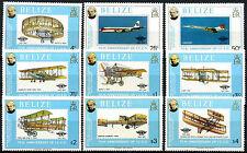Belize 1979 SG#504-512 Sir Rowland Hill MNH Set #A84576