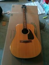FENDER GUITAR ACOUSTIC F 210 Dreadnought Vintage 6 String F-210 80's