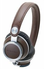 NEW Audio Technica ATH-RE700-BW (Brown) Portable Headphones F/S from JAPAN