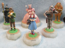 RON LEE  WIZARD of OZ MATCHING SET of 6 LE 2411/2500 DOROTHY WITCH GLINDA TINMAN