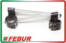 Semimanubri racing Febur Honda CBR 600 RR 05-16 +2,8cm