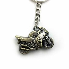 Motorcycle Key Ring Chain Motor Keychain Cute Lover Party Keychains