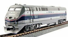KATO 376107 HO Scale P42 Genesis Locomotive Amtrak Phase IV #184 DC Only 37-6107