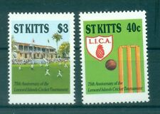 SPORT - CRICKET ST. KITTS 1988