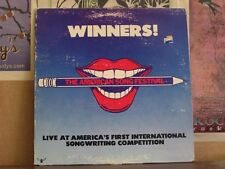 AMERICAN SONG FESTIVAL WINNERS - LP BDS-5624