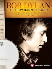 Learn to Play Bob Dylan For Clawhammer Banjo Blowin in the Wind MUSIC BOOK