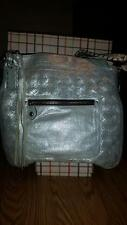 Coach *Limited Edition* 11980 Metallic Woven Juliette Travel Tote Laptop Workbag