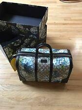 Gucci GG Blooms Duffle Travel Bag - New with Tags