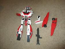Vintage Transformers G1 Jetfire With Armor & Gun 1985 Bandai See My Store