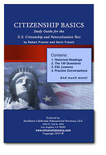 U.S. Citizenship Test Textbook:  Citizenship Basics Study Guide (book only)